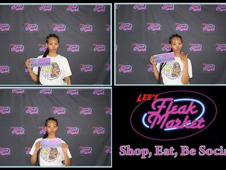 Lee's Fleak Market Vending Venture= Success