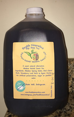 Grandma G's Herbal Tea-Gallon