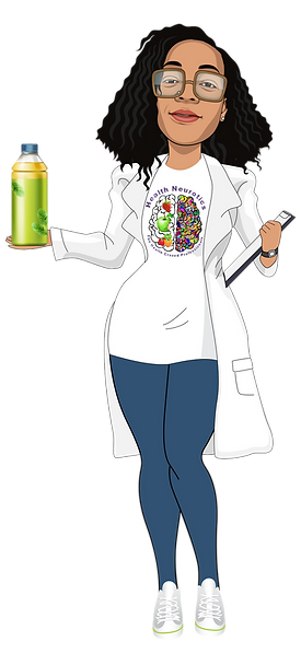 Health Neurotics Cartoon Only Logo Desig