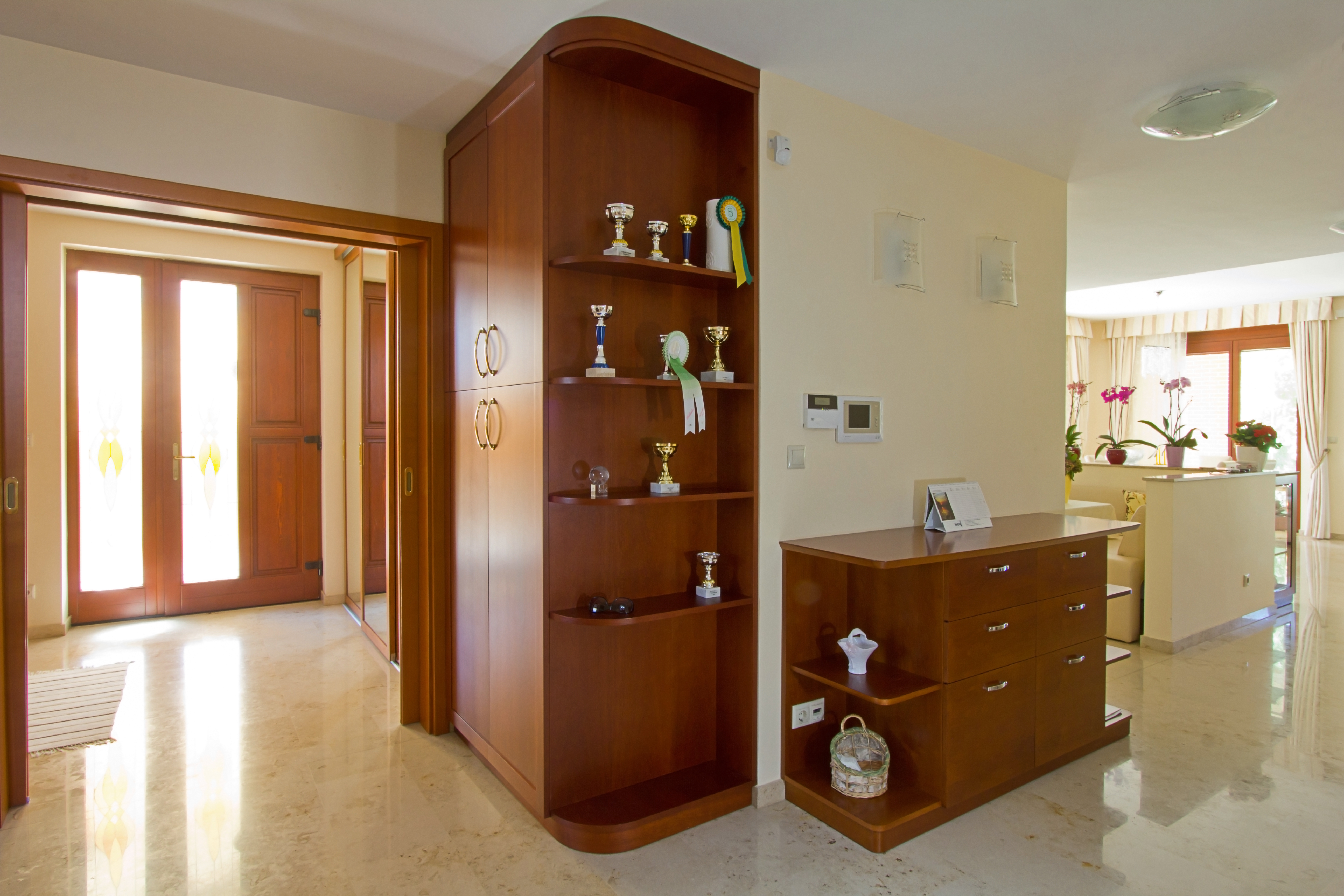 Modern klasszikus otthon