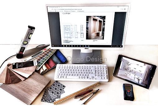 Origo Design tervezési eszközök