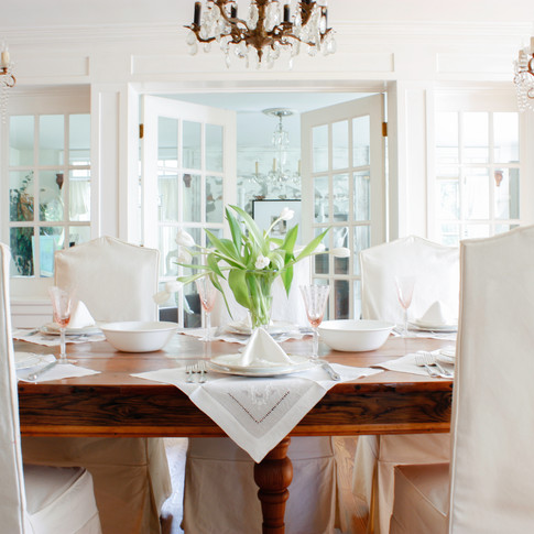 OLD TAPPAN Dining Room