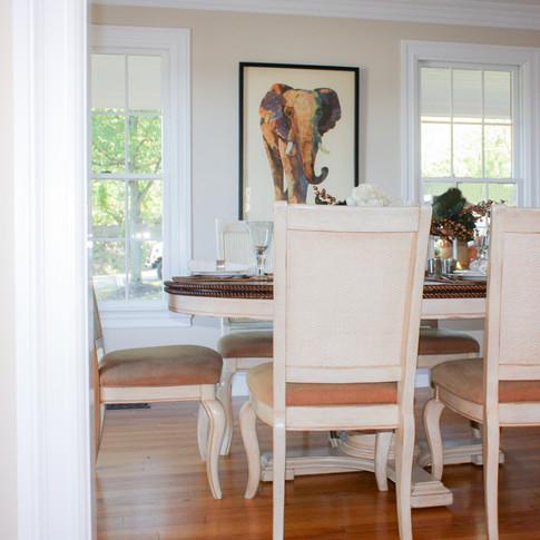 WYCKOFF Dining Room