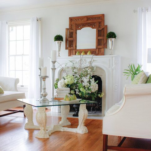 OLD TAPPAN Living Room