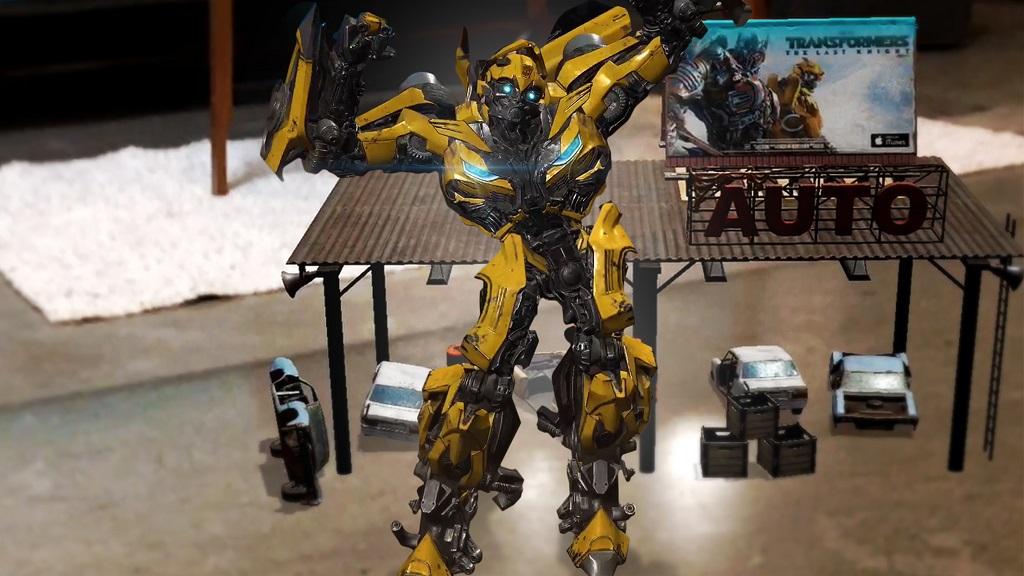 Transformers-AR-Bumblebee-Cades-Junkyard