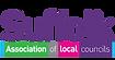 logo of Suffolk Association of Local Councils