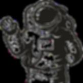 Peakey the Spaceman