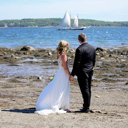 Congratulations Danielle & Brian 💕 #bou