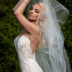 Another Beautiful photo of Bride_ Lisa R