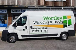 wortley windows van