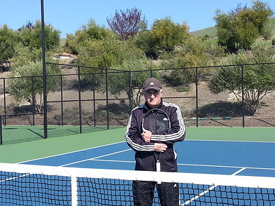 Junior Tennis Coach Danville, SpinMark