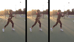 Video Analysis of Slow Motion