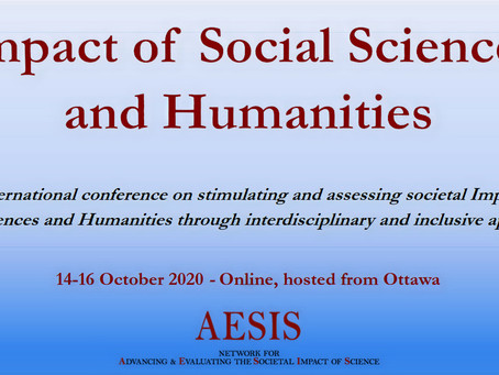 Network for Advancing & Evaluating the Societal Impact of Science (AESIS)