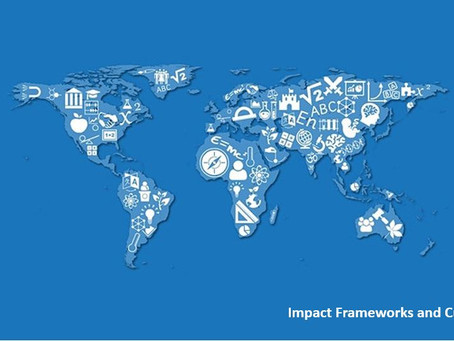 Impact Frameworks and Cultural Change