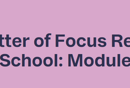 United Kingdom: Research Impact School by Matter of Focus