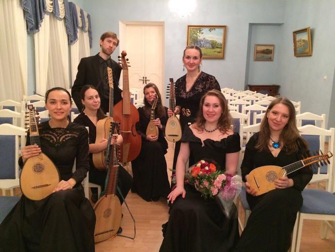 Концерт барочной музыки к 8 марта