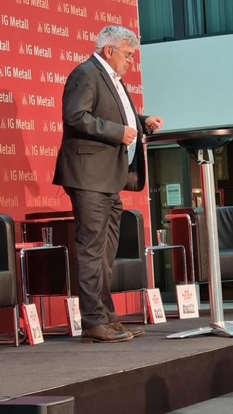 Jörg Hofmann, Erster Vorsitzender der IG Metall