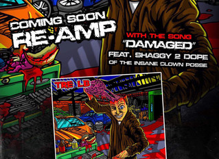 Tre Lb Releases Track List For RE-AMP