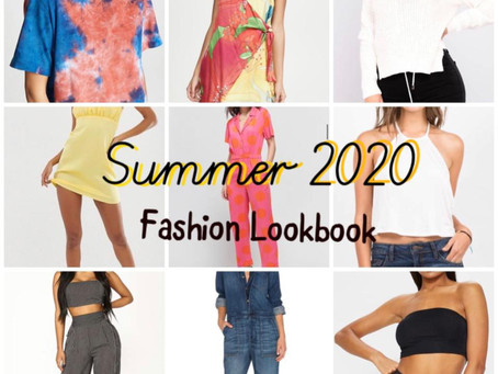 Fashion Lookbook - Summer 2020