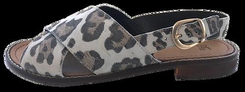 sandales FELL léopard
