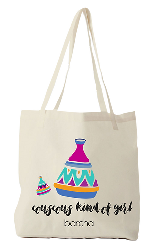 totebag COUSCOUS KIND OF GIRL
