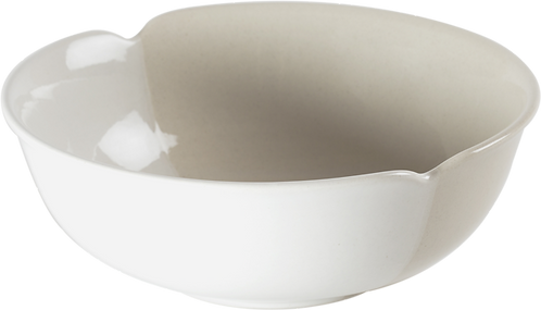 bol WATERLILY - blanc/beige