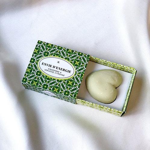 Crème solide mains gingembre