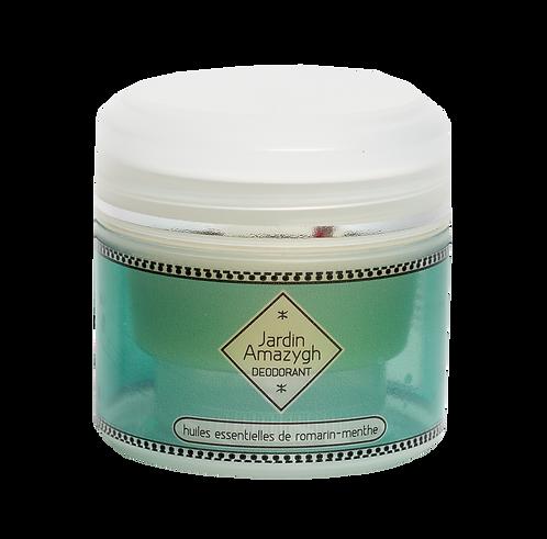 déodorant crème romarin-menthe