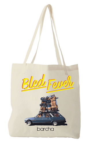 totebag BLED FEVER