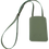 Thumbnail: porte-téléphone vert amande cuir