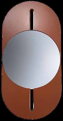 miroir terracotta POP