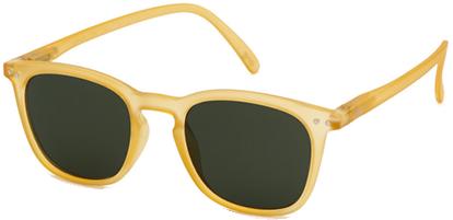 lunettes SUN E yellow honey