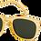 Thumbnail: lunettes SUN E yellow honey