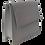 Thumbnail: sac micro gris perle SQUARE
