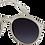 Thumbnail: lunettes SUN D defty grey