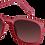 Thumbnail: lunettes SUN E sunset pink