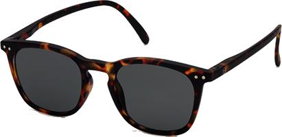 lunettes SUN E tortoise