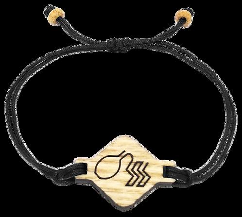 bracelet horscope verseau