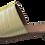 Thumbnail: mules bandeau chevrons jaune LELLA