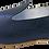 Thumbnail: babouches cuir bleu marine texturé