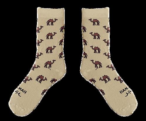 chaussettes CAMEL