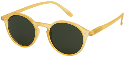lunettes SUN D yellow honey