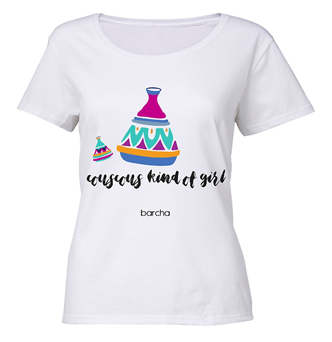 t-shirt COUSCOUS KIND OF GIRL