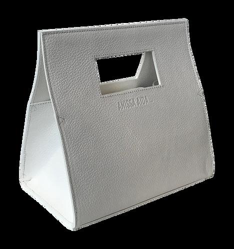 sac mini bandoulière blanc SQUARE