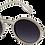 Thumbnail: lunettes SUN G defty grey