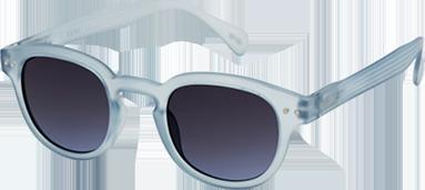 lunettes SUN C aery blue