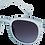 Thumbnail: lunettes SUN C aery blue