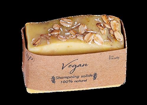 shampoing solide VEGAN