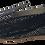 Thumbnail: babouches cuir python noir