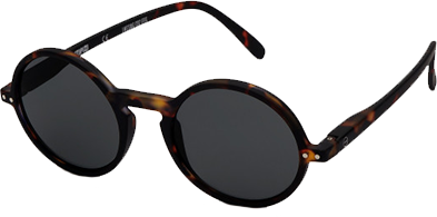 lunettes SUN G tortoise
